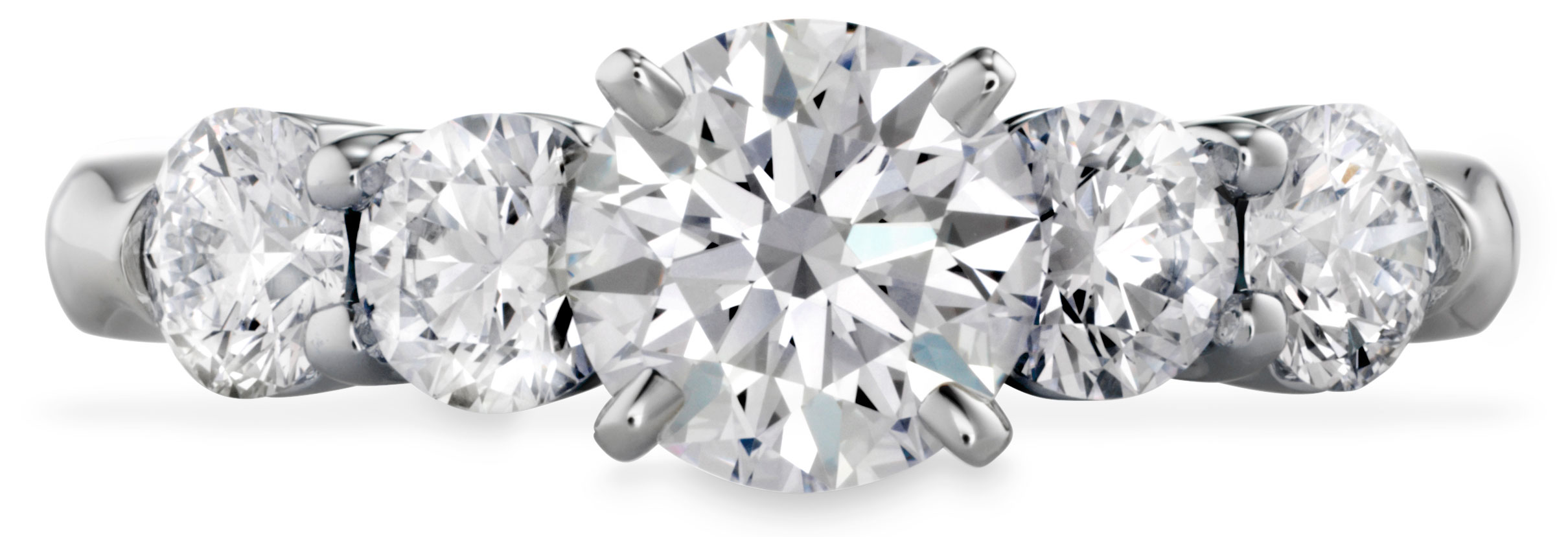 round pav all center diamonds sparkle bringing starlit even in product the to ring worthy more with and blooms light crown along bein spotlight a is this band diamond of set